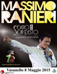 CONCERTO MASSIMO RANIERI - Vasanello 08/05/2015