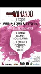 VINANDO 2015 - Vitorchiano 23-24/10/2015