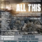 "SPETTACOLI – ""All this"", in scena il teatro integrato di Eta Beta"