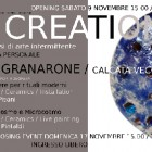 "MOSTRE – ""Creation"", l'arte contemporanea protagonista a Calcata"